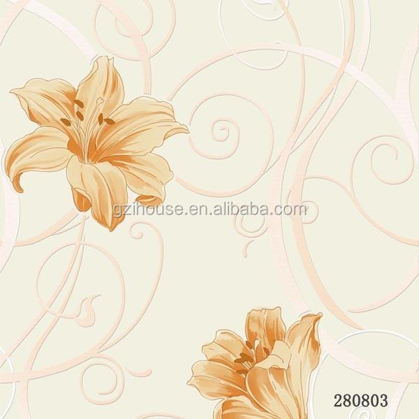 Dise os de flores de tres fondos de escritorio de for Papel pintado tres dimensiones