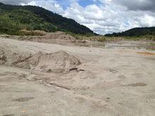 CONSTRUCTION RIVER WHITE SAND