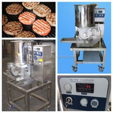 New design chicken nugget making machine with high efficient and low investment