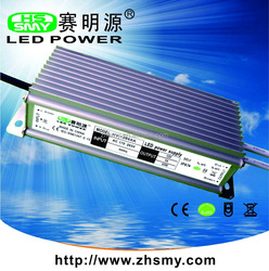 12v 24v waterproof ip67 constant voltage led driver 60w 80w 100w 120w available