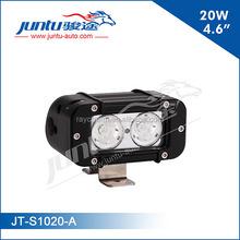 New 12V/24V 10W LED offroad light, auto decorative light 20W JT-S1020-A narrow beam led spot lights driving light