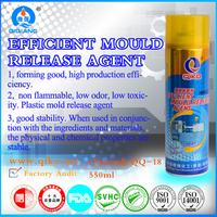 Mould release film plastic / Parting agent Silicone spray B-18