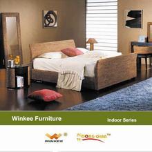 Antique Rattan Bedroom Furniture Set