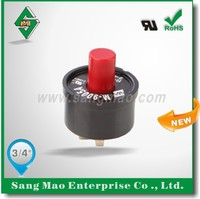 "M-9005 3/4"" Single Phase Temperature And Current Double Protection Motor Protectors For Industrial Motors"