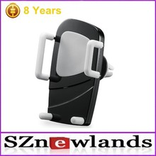 Latest Unique 2 in 1 Air Vent Car Mobile Phone Mount Holder For iPhone 6