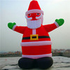 2012 low price inflatable christmas father
