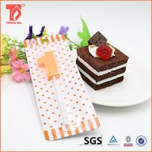 top selling products in alibaba birthday cake candles/crazy birthday candles sparkler with SGS or TUVR certification