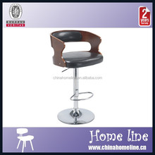 BAR00005 Wooden Steel Bar Chair, Bar Stool, Bar Furniture
