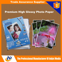115gsm A3 A4 Waterproof and Fast Dry High Glossy Photo Paper