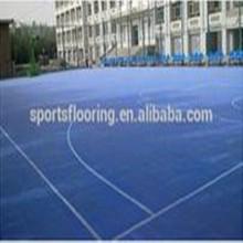 2015 newly desighed basketball & football ,pp fireproof durable flooring