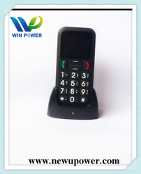 senior sos phone cell phone for elders,large keypad senior cell phone+high sound volume mobile phones