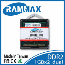 All Made In Taiwan Compatible DDR2 1GB 667MHz 64 x 8 x 16C SO DIMM CL5 PC2 5300 200PIN 400 667 800 1333 1600mhz ddr1 ddr2 ddr3