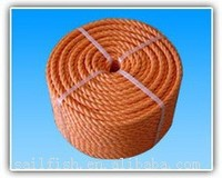 SAILFISH COLORED PP ROPE FROM SHANGHAI