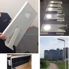 60W Solar Street / Road / Highway Light 12/24V 8m pole- IMO Serie/Babbitt (Diyatel, Model No. ZT-260 LED Solar Street Light(60W)