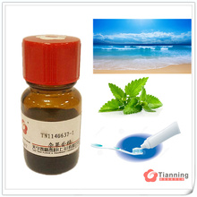 Fragrance for toothpaste: Fresh sea, mint,