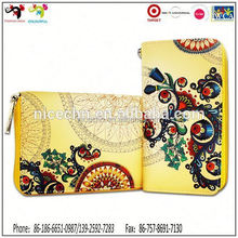 Holiday best gift item best sell 2015 new model lady card wallet