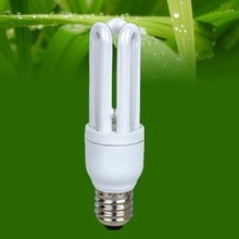 2U 3U 4U SHAPE ENERGY SAVING LAMPS WHIT E27 B22 E14 BASE FACTORY PRICE