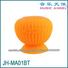 MUSIC ANGEL Parlante Inalambrico Bluetooth Original Mushroom Microcentro