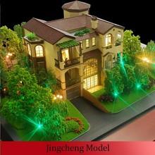 Real estate villa interior modelos