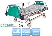 Best price for star product!!Full electric hospital bed 3 functions;bed hospital DW-BD120