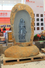 Virgin Mary Tombstones and Monuments
