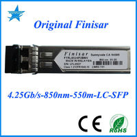 fiber optic taper FTRJ8524P2BNV SFP transceivers compatible Finisar 550M 4.25G 850nm