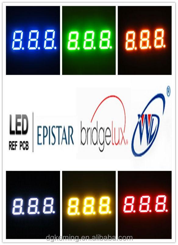 3 digit digital electronics 0.4 inch led 7 segment display kem 0.4