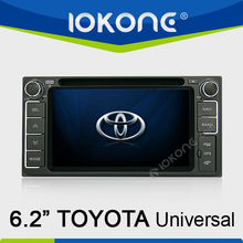 "6.2"" in dash car entertainment gps navigation system for TOYOTA RAV4(2001-2008)"