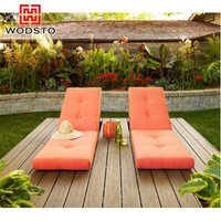 Leisure comfortable balcony floor man-made stone cement boards