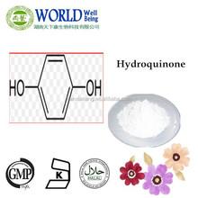 Skin whiten hydroquinone powder for face cream