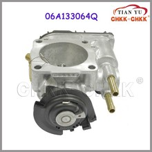 Auto engine throttle body 06A133064Q for audi a4 Jetta 2V 06A 133 064Q with high performance electronic racing throttle body