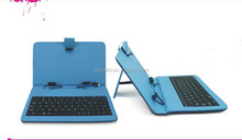 cold-proof Keybaord PU leather case/Cover for tablet/pad