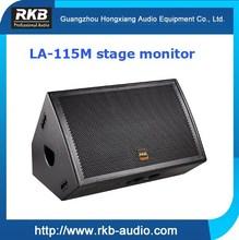 LA-115M Professional stage monitor/Wedge speaker