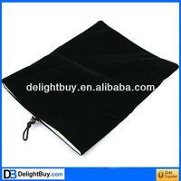 Soft Velvet Sleeve Case Skin Pouch Bag for Apple iPad New