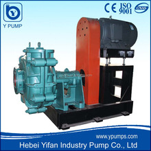 Centrifugal Submersible Slurry Pump in overhead crane ball mill joint