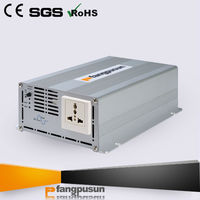solar panel system DC to AC inverter 600W pure sine wave