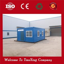 luxury ready made manufacturing container homes but