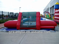 Giant Inflatable Soccer Field Rentals