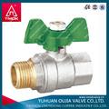 oujia hight qualidade pvc válvula de irrigação