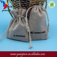 Quality hot sell gift jute bags wedding