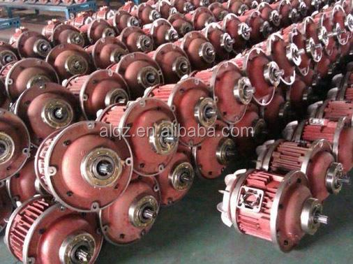 Двигатель подъема из ZD32-4 4.5kw 380 В низких оборотах ac электрический двигатель для продажи