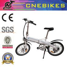 battery power rear motor foldable bike