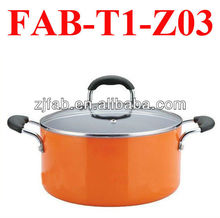 Aluminum Kitchen Ware And Griddle With Great Wall