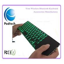 China Wholesale Aluminum Tablet Bluetooth Keyboard