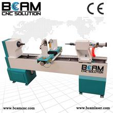 Automático de torneado de madera copia venta / máquina de la carpintería / bate de béisbol de madera del cnc torno de torneado máquinas-herramientas