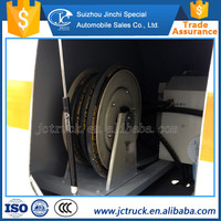 New condition and manual transmission 8CBM oil tanker sales price made in China