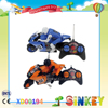 2015 New style and hot selling plastic battery operate remote controlled motorcycle toy rc car toys for kid and adult