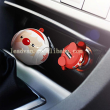 2015 Innovative Fireproof Car Charger For Iphone 6 Plus With Santa Clause Design