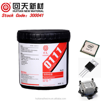 Huitian 011 Series thermal adhesive, silicon thermal grease, high thermal conductivity silicone grease
