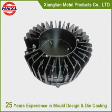 custom zamak die casting powder coating, painting die aluminum casting